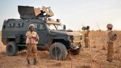 Photo of تدمير قاعدة إرهابية في بوركينا فاسو
