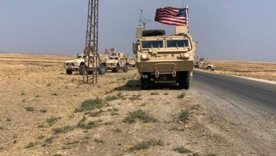 Photo of ريف الحسكة: دخول عدد من آليات الاحتلال الأمريكي إلى مواقع نفطية