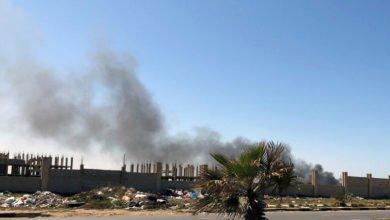 Photo of ليبيا.. تواصل حرب الطائرات المسيرة والقتال في اتجاه ترهونة