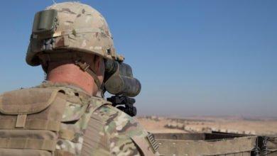 Photo of الجيش يمنع رتلا أمريكيا من المرور نحو تل تمر ويجبره على العودة