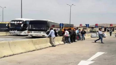 Photo of تسيير باصات مجاناً لنقل الطلاب من القامشلي إلى جامعات دمشق واللاذقية وحلب