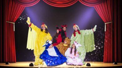 """Photo of """"الثعلب والأصدقاء"""" مسرحية للأطفال دون مسرح في أول أيام عيد الفطر!"""