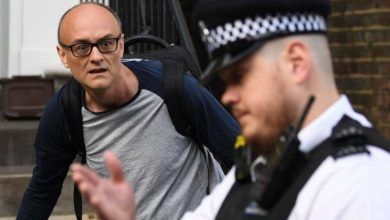 "Photo of بريطانيا تغلق قضية مستشار جونسون وتصفها…"" بالخرق البسيط"""