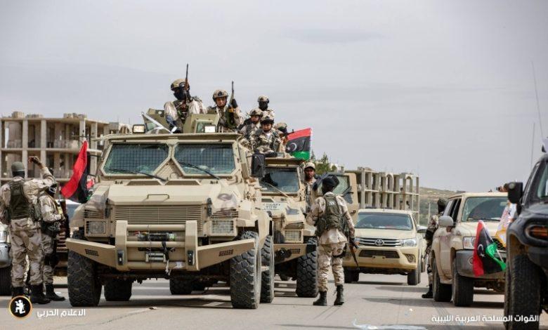Photo of الجيش الليبي يعلن مقتل 14 إرهابياً جنوبي طرابلس
