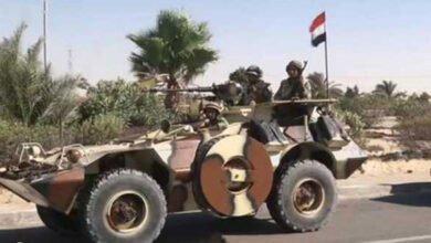 Photo of الداخلية المصرية تعلن مقتل إرهابيين اثنين شمالي سيناء