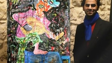 Photo of قتيبة معمو.. يجنّد رؤاه الحداثية ضد ظاهرة اجتماعية ويحاربها بنصوص لونية قوامها الأزرق