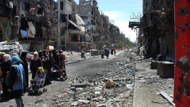 Photo of لا صحة لما يشاع عن تسجيل أسماء الراغبين بالعودة لمخيم اليرموك