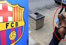 Photo of برشلونة يصدر بيانا ناريا بعد واقعة مقتل فلويد