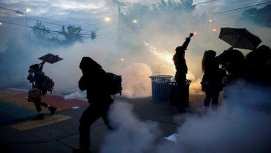 Photo of الغاز المسيل للدموع المستخدم لمكافحة الشغب يعزز انتشار فيروس كورونا