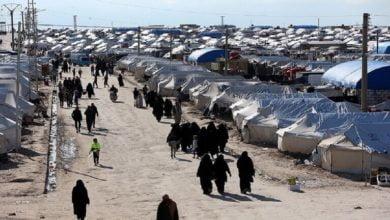 Photo of مغادرة 11 لاجئا آخر مخيم الركبان في سوريا