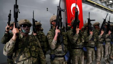 Photo of تقرير: الناتو قد يطرد أنقرة من الحلف إذا ما استمر التصعيد التركي في ليبيا