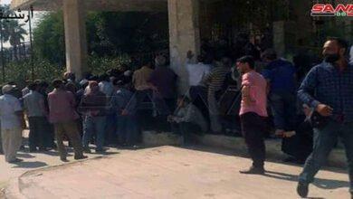 """Photo of مجموعات """"قسد"""" تعرقل وصول الطحين إلى مخبز البعث في القامشلي"""