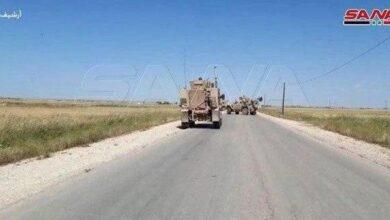 Photo of الاحتلال الأمريكي يدخل تعزيزات ومواد لوجستية لنقاط ومبان حكومية احتلتها (قسد)  بالحسكة