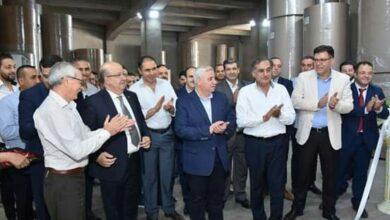 Photo of افتتاح معمل لتصنيع الورق بطاقة ١٥٠ طناً يومياً