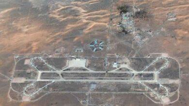 "Photo of مصادر للجيش الليبي: تدمير منظومة دفاع جوي تركية في قاعدة ""الوطية"""