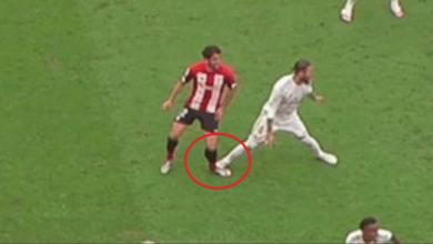 Photo of لماذا لم تحتسب ركلة جزاء ضد راموس في مباراة بيلباو؟