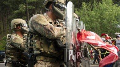Photo of جورجيا الأمريكية تعلن الطوارئ وتنشر الحرس الوطني في أتلانتا