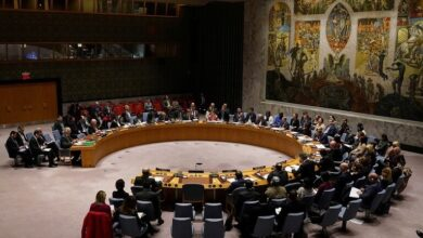 Photo of مجلس الأمن الدولي يوافق على قرار بإرسال مساعدات إلى سوريا عبر تركيا