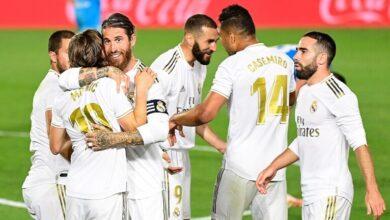 Photo of ماذا يحتاج ريال مدريد للتتويج بلقب الدوري الإسباني؟