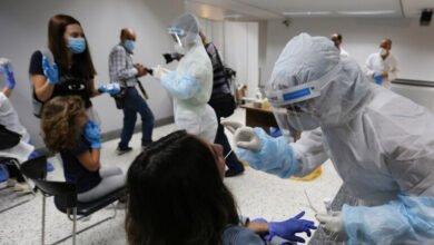 Photo of لبنان يشهد اليوم ذروة إصابات كورونا واكتشاف بؤرة كبيرة للعدوى