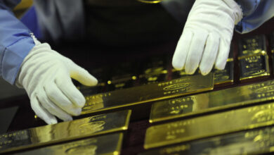 Photo of للمرة الأولى.. قيمة صادرات روسيا من الذهب تتجاوز نظيرتها من الغاز