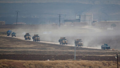 Photo of مسلحو إدلب وراء استهداف دورية روسية تركية بعبوة ناسفة
