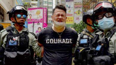 Photo of هونغ كونغ: تنفيذ أول اعتقال بموجب قانون الأمن الجديد