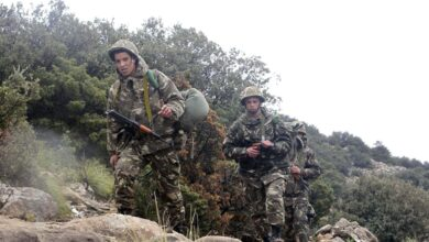Photo of الجزائر: ضمن عملية عسكرية واسعة..مقتل إرهابيين اثنين