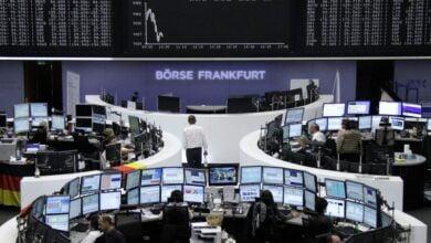 Photo of انخفاض حاد بقيمة الأسهم الأوروبية