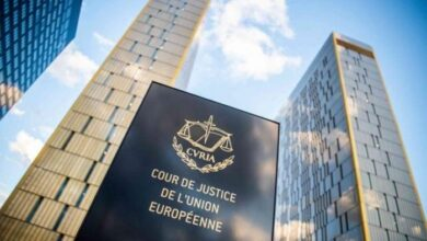 Photo of الاتحاد الأوروبي يبطل اتفاقية حماية البيانات مع الولايات المتحدة