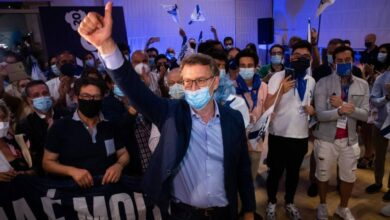 Photo of إسبانيا:الانتخابات الإقليمية تسفر عن فوز  الأحزاب الحاكمة