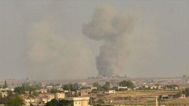 """Photo of الاحتلال التركي يجدد قصفه الصاروخي على ريف """"تل أبيض"""" شمال الرقة."""