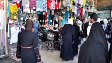 Photo of المواطنون في أسواق العيد كـ(المستجير من الرمضاء بالنار)