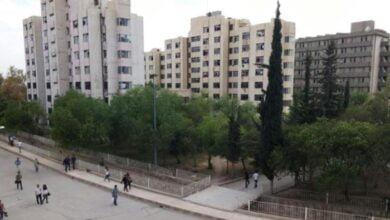 Photo of إجراءات مشددة في السكن الجامعي بدمشق
