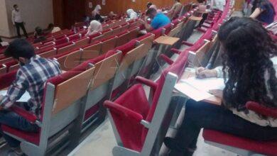 Photo of 600 ألف طالب وطالبة يتقدمون لامتحانات الفصل الدراسي الثاني في الجامعات السورية