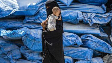 Photo of وفاة طفلة جراء نقص الرعاية الصحية في مخيم الهول شرق الحسكة الذي تسيطر عليه ميليشيا (قسد)