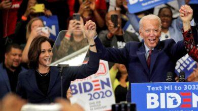 """Photo of المرشح الرئاسي بايدن يختار السيناتور هاريس نائبة له..وترامب يهاجمها:كانت """"تسيء له بشدة"""""""