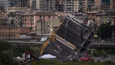 Photo of عدم الكفاءة أودى بحياة 43 شخصا جراء سقوط جسر جنوى في ايطالية