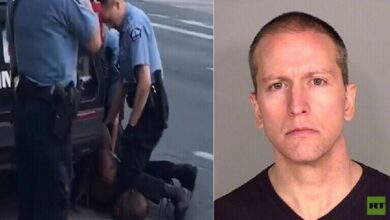 Photo of الكشف عن فيديو يظهر تفاصيل جديدة للحظة اعتقال جورج فلويد