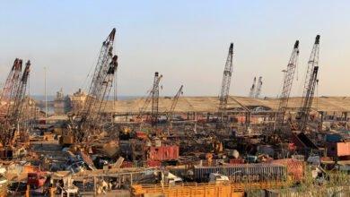 Photo of خبير اقتصادي: 80% من مرفأ بيروت تدمر