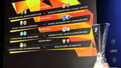 Photo of قائمة الأندية المتأهلة لربع نهائي الدوري الأوروبي ومواعيد المباريات