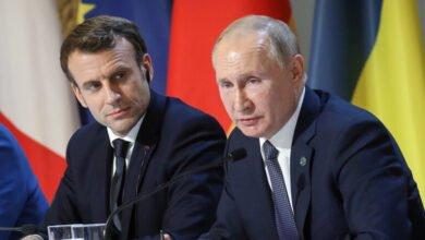 Photo of بوتين يؤكد لماكرون ضرورة تسوية مشاكل لبنان دون تدخل خارجي