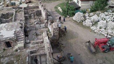 Photo of تركيا.. اكتشاف آثار صالة ألعاب رياضية تعود إلى القرن الثاني الميلادي