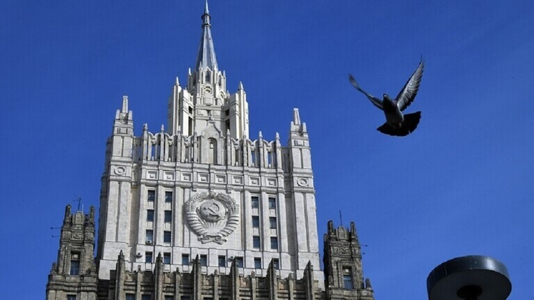 Photo of روسيا تقرر طرد ثلاثة من سفارة سلوفاكيا في موسكو