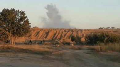 Photo of قصف مدفعي إسرائيلي وسط قطاع غزة
