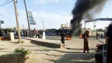 """Photo of ميليشيا """"قسد"""" تختطف عدداً من المدنين في مدينة الشحيل بريف دير الزور وتحرق عدداً من المنازل فيها"""