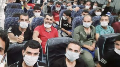 "Photo of ""رويترز"" عن مقاتلين: تركيا ستنشر ألف مرتزق في أذربيجان مقابل 1500 دولار"