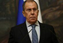Photo of لافروف يجدد التأكيد على رفض روسيا وإدانتها الإجراءات القسرية أحادية الجانب المفروضة على سورية