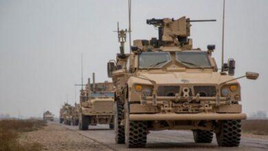 Photo of العراق : استهداف رتل للتحالف الدولي بعبوة ناسفة جنوبي بغداد
