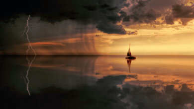"Photo of اكتشاف ""سفينة أشباح"" غامضة بحالة ممتازة رغم بقائها 400 عام تحت الماء!"